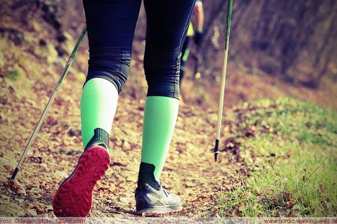 Nordic Walking ist zu jeder Zeit möglich - nordic-walking-welt.de