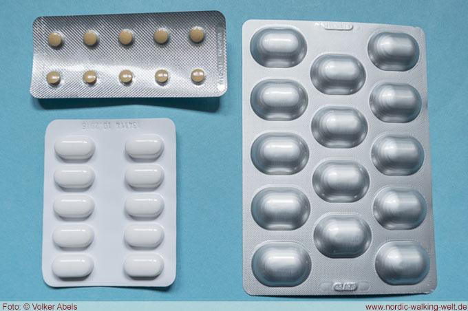 Eine Borreliose wird mit Antibiotika behandelt