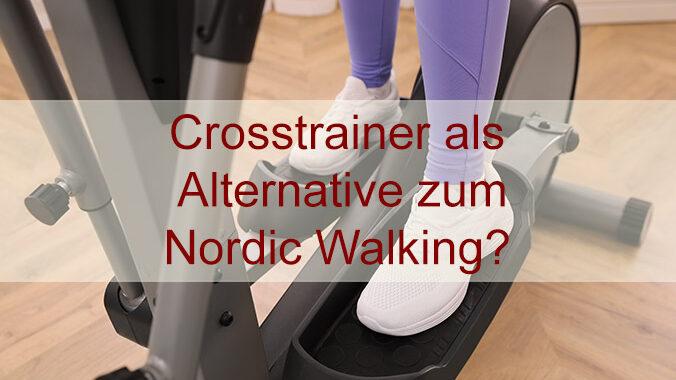 Trainingsalternativen für Nordic Walker