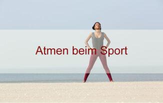 Richtig atmen beim Sport
