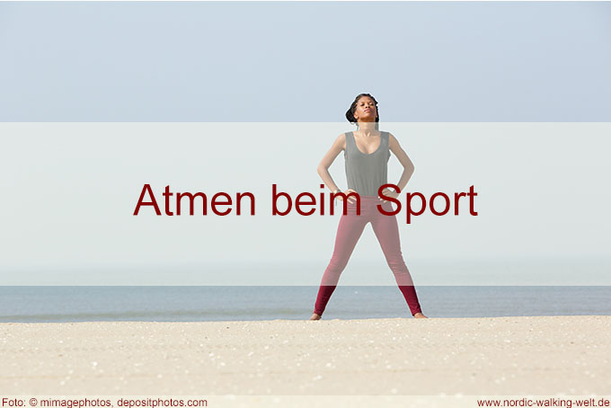 Richtig atmen beim Sport - www.nordic-walking-welt.de